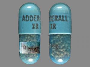 Adderall XR 10mg 4