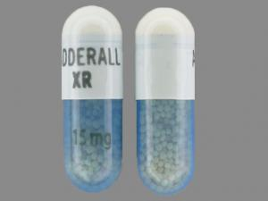 Adderall XR 15mg 9