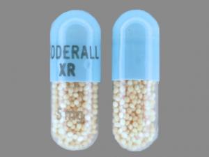 Adderall XR 5mg 4