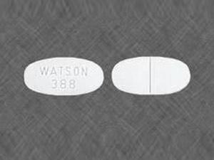 Hydrocodone 2.5/500mg 2