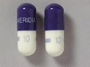 Meridia 10mg 1