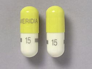 Meridia 15mg 2