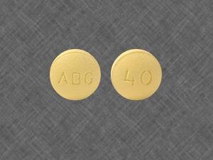 Oxycodone 40mg 4
