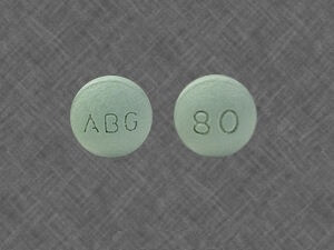 Oxycodone 80mg 1