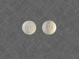 Oxycontin OC 10mg 2