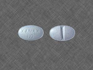 Xanax 1mg 1