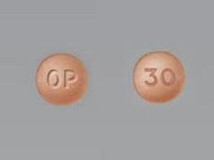 Oxycontin OP 30mg 4